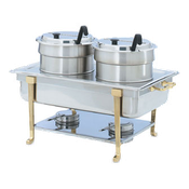 Vollrath 99880 Chafer Double Soup Buffet Accessory Kit - Vollrath Chafers