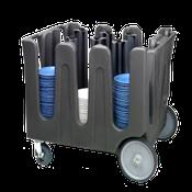 Vollrath ADC-6 Traex Dish Caddy - Vollrath Warewashing and Handling Supplies