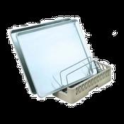 Vollrath TR23 Traex Open-End Sheet Pan Rack - Vollrath Warewashing and Handling Supplies