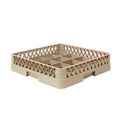 Vollrath TR4 Traex Cup Rack Base - Vollrath Warewashing and Handling Supplies