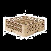 Vollrath TR8D Traex Rack Base - Vollrath Warewashing and Handling Supplies