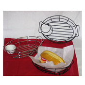 Vollrath WB-8007-06 Wire Oval Basket - Vollrath Tabletop Accessories