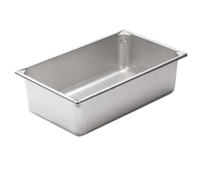 "Vollrath Super Pan V Full Size, 6""D Pan"
