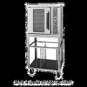 Vulcan GCO Series Half-Size Single Gas Convection Oven - Countertop Convection Ovens