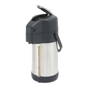 Winco APSG-22 Stainless Steel Lined Airpot - Winco