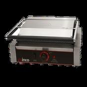 Winco EPG-1 Electric Panini Grill - Winco