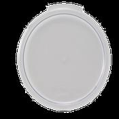 Winco PCRC-1222C Cover for Round Food Storage Container - Winco