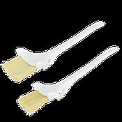 Winco WBRP-30H Nylon Pastry Brush - Winco