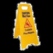 Economy Wet Floor Sign - Winco