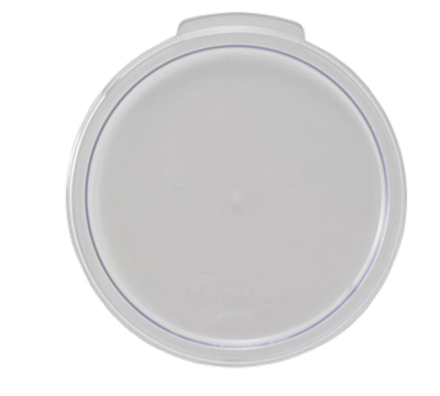 Winco PCRC-24C Cover for Round Food Storage Container